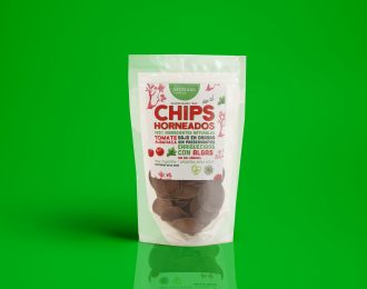 Chips Tomate Albahaca